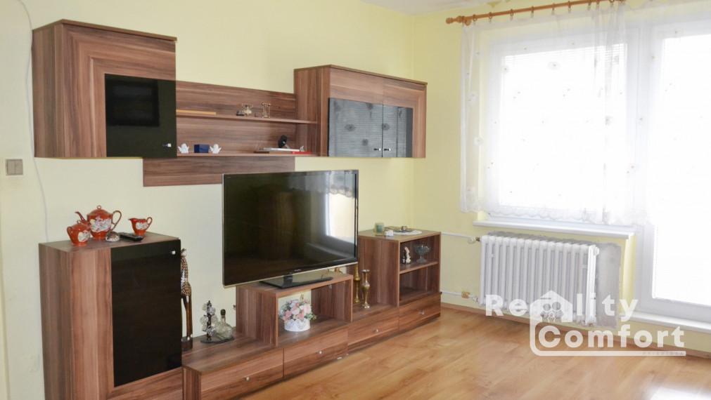 3-izbový byt s balkónom a lodžiou