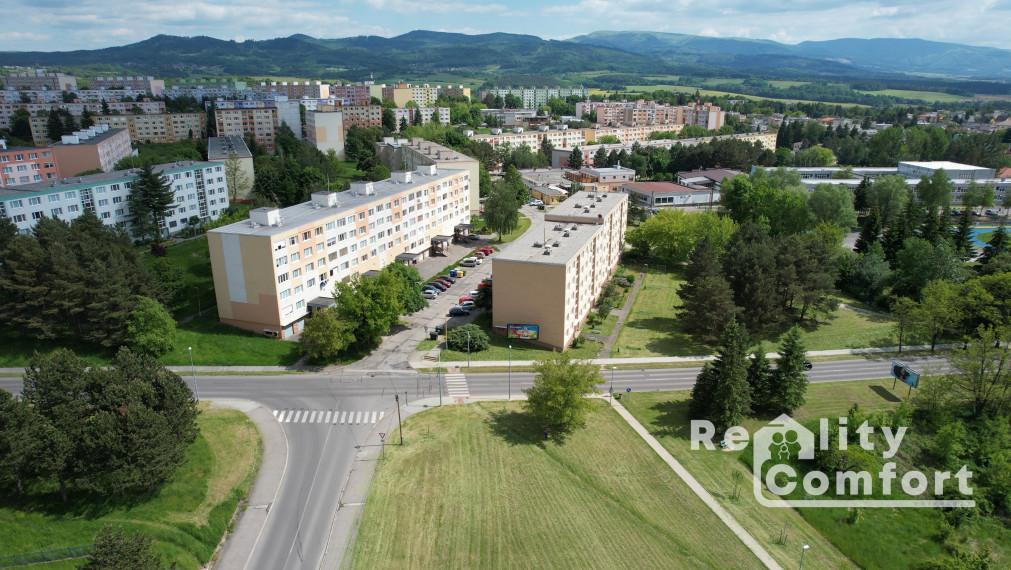 2-izbovy byt v Prievidzi